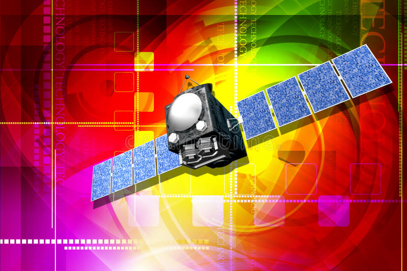 Satellite Royalty Free Stock Photography