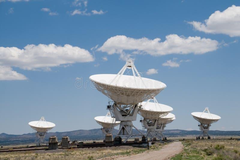 Satellite fotografie stock