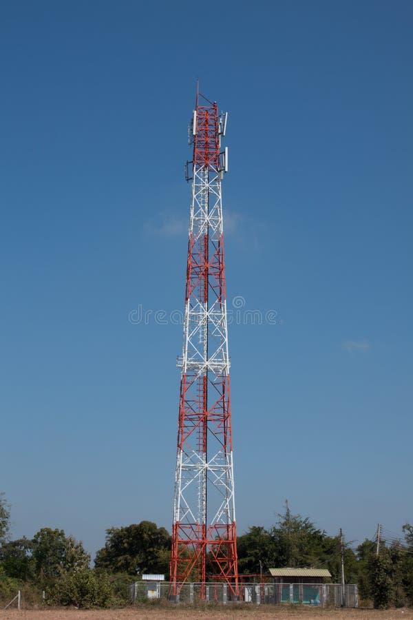 Download Satellite antenna stock illustration. Illustration of satellite - 22675471