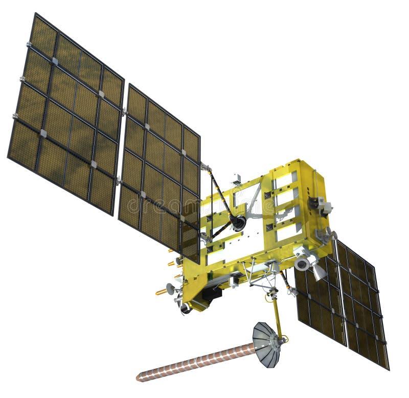 Satellite de navigation moderne photographie stock