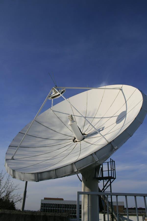 Satellite de télévision photo stock