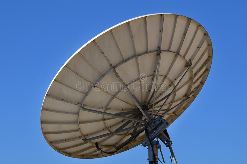 Download Satellite Dish stock photo. Image of digital, satellite - 18229520