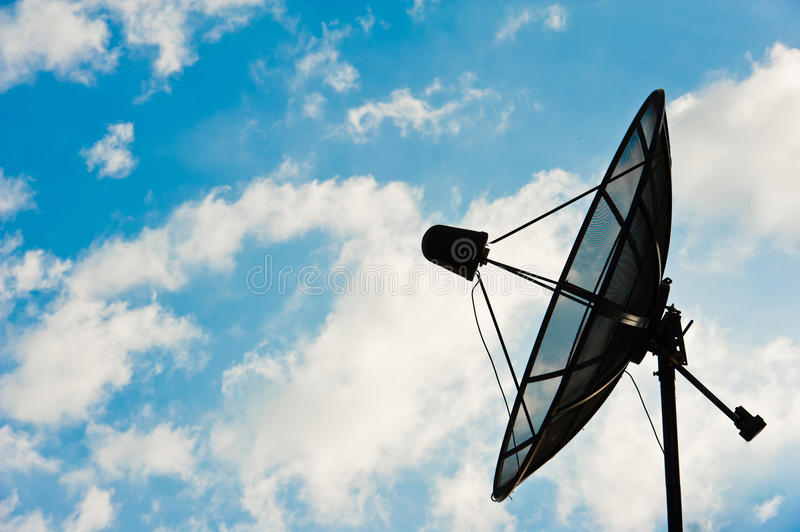 Download Satellite dish stock photo. Image of internet, link, digital - 24309626