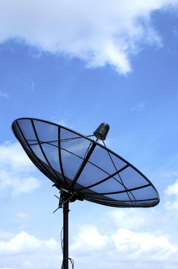 Download Satellite dish stock image. Image of outdoor, phone, bowl - 25781151