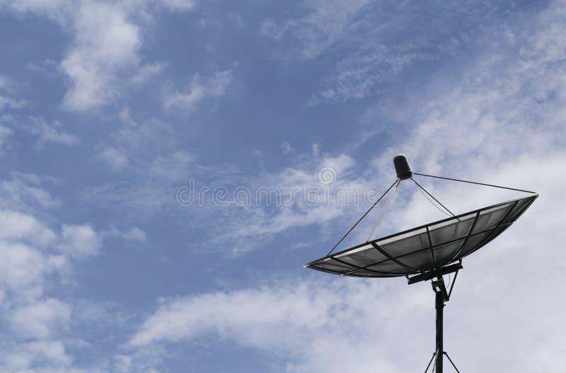 Download Satellite dish stock photo. Image of antenna, communicate - 26298214