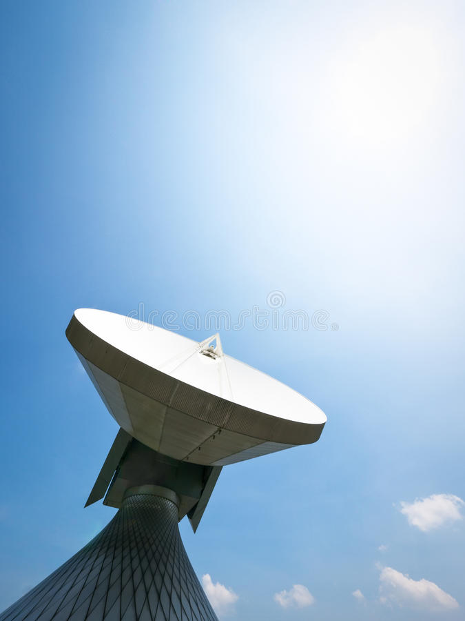 Download Satellite dish stock photo. Image of astronomy, object - 28616986