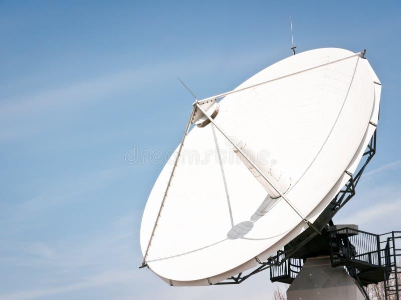 Download Satellite dish stock image. Image of horizontal, parabola - 28617035