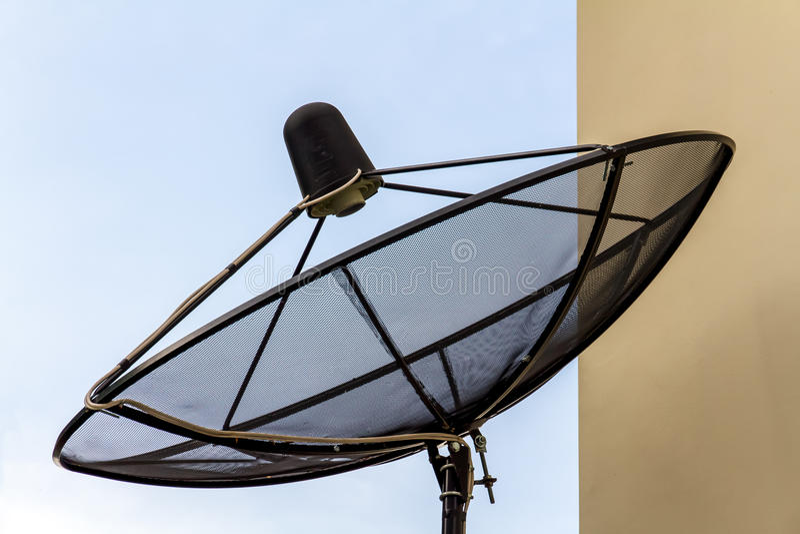Download Satellite dish stock photo. Image of digital, aerial - 32131178