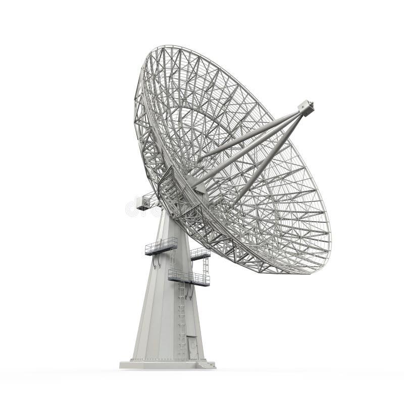 satellite dish antenna stock illustration illustration of. Black Bedroom Furniture Sets. Home Design Ideas