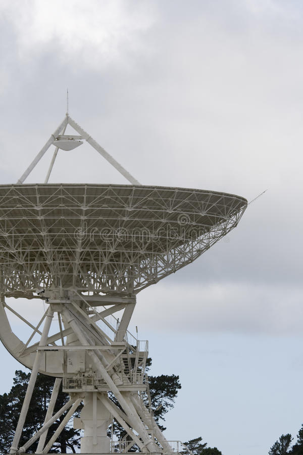 Free Satellite Dish - Closeup Stock Photo - 10478580