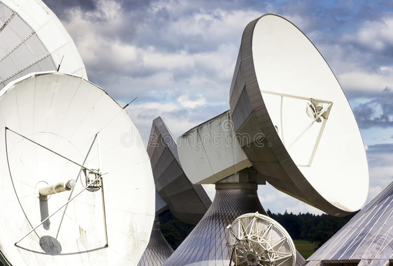 Download Satellite Dish - Radio Telescope Stock Image - Image: 37551147