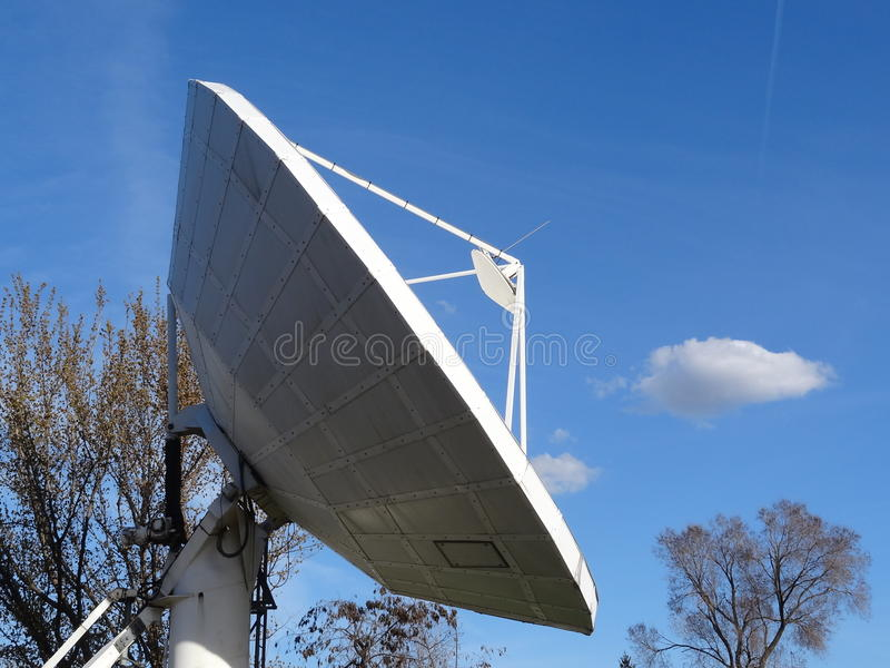 Satellite Live royalty free stock photo