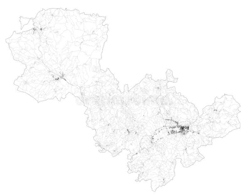 Map Roads Stock Illustrations – 4,267 Map Roads Stock ...