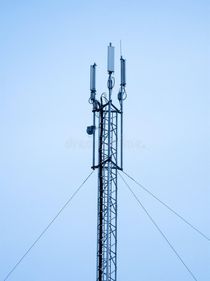 Free Satellite Pylon, Telecommunication Technology Royalty Free Stock Photos - 13394288