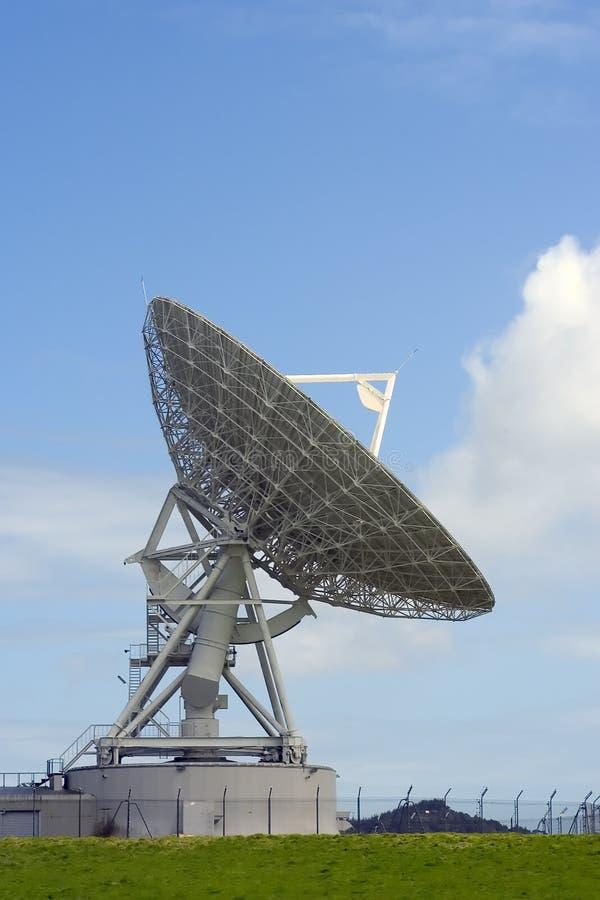 Download Satellitenschüssel stockfoto. Bild von ausspionieren, hören - 28908