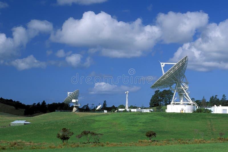 Download Satellitenschüsseln stockbild. Bild von ausländer, spion - 27479