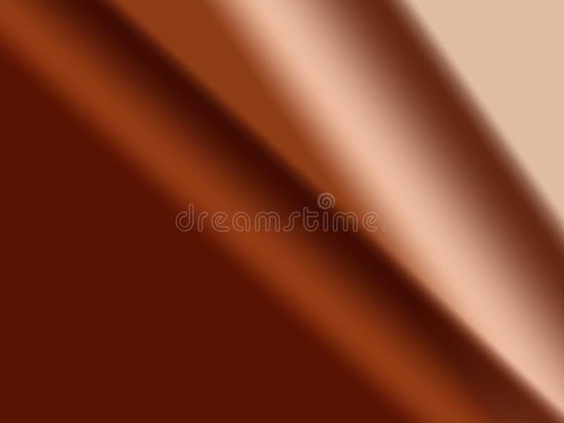 Satin Cieniący Obraz Stock