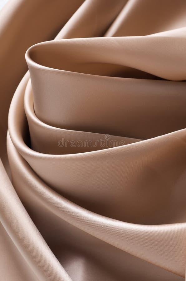 Satin cloth royalty free stock photo