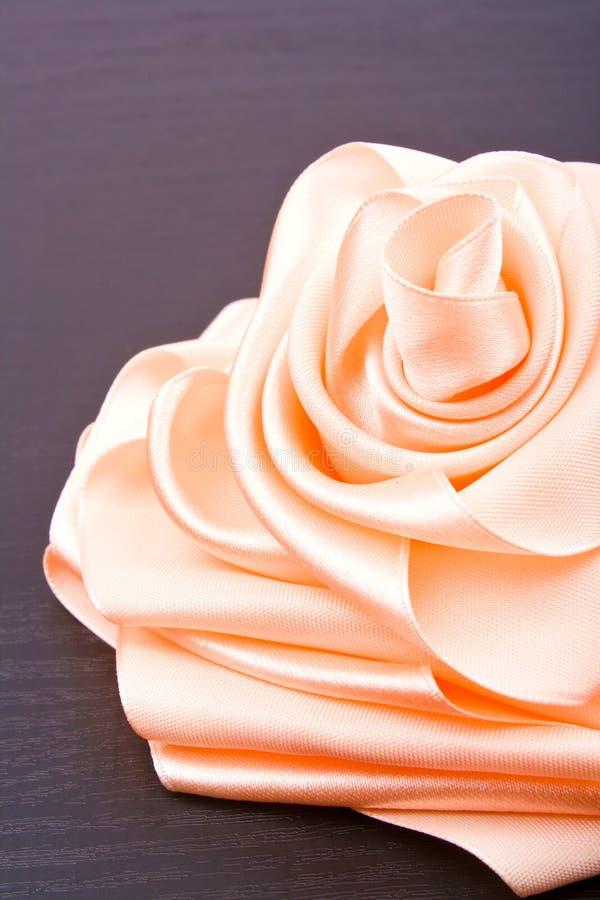 Download Satin rose on black stock photo. Image of satin, perfect - 20354594