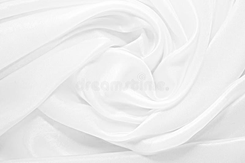 Satin silk close up stock photography