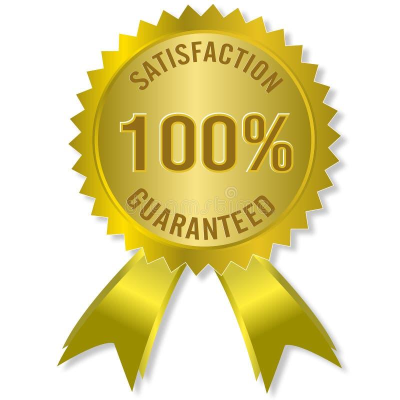 Satisfaction Guaranteed Stock Images