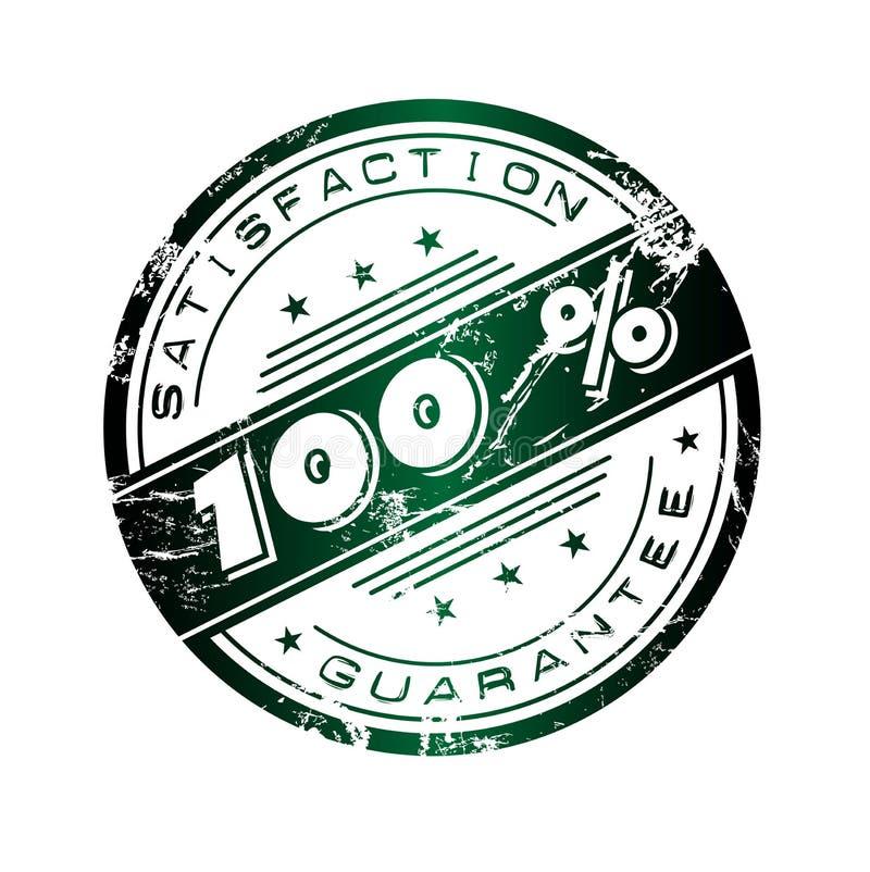 Download Satisfaction Stamp Stock Image - Image: 7537431