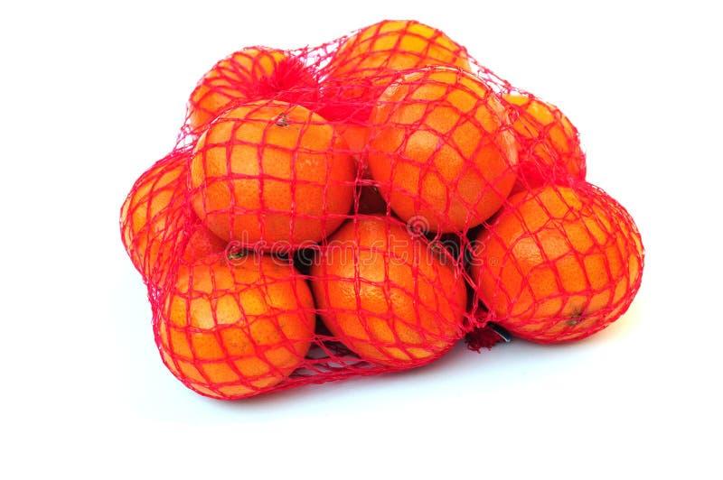 Satsuma-mandarijnen stock fotografie