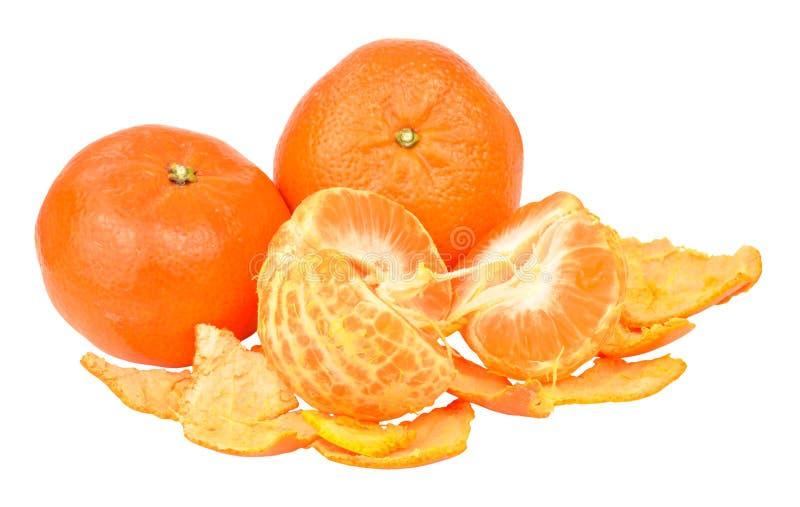 Satsuma-Orangen stockbild