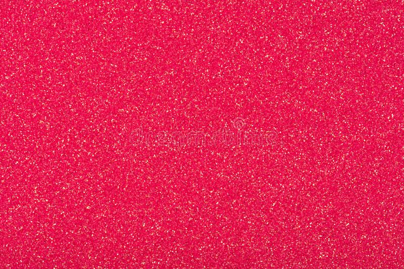 Saturated pink glitter background, your new admirable texture for your design. royalty free stock photo