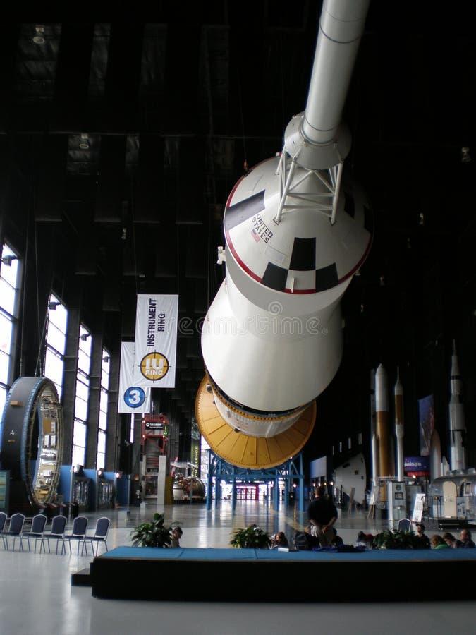 Saturn 5 lizenzfreie stockbilder
