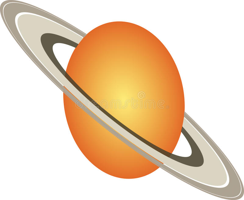 Download Saturn stock illustration. Illustration of illustration - 9695935