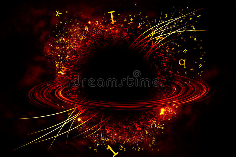 Download Saturn Graphics. Royalty Free Stock Photo - Image: 26689975