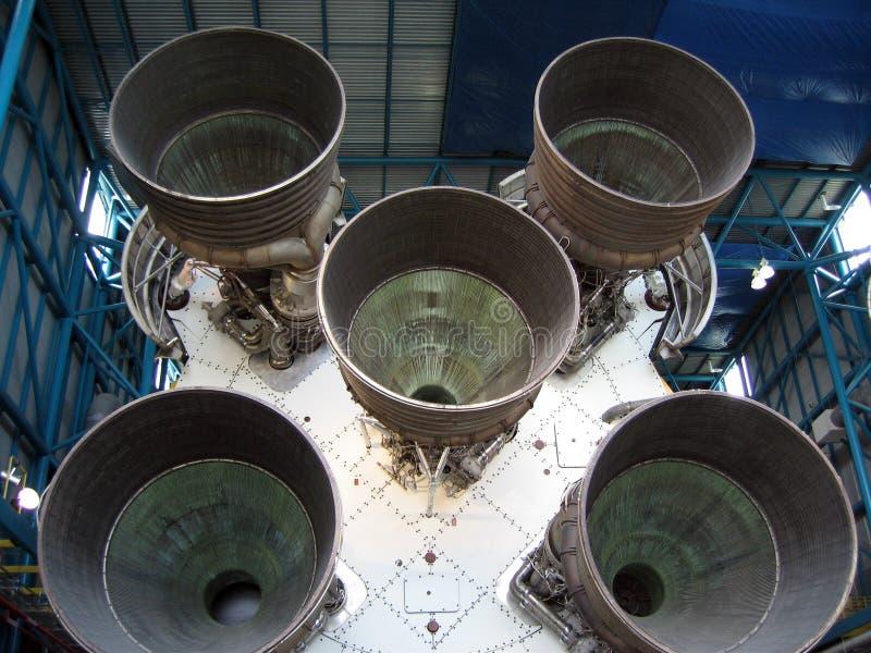 Saturno V imagens de stock