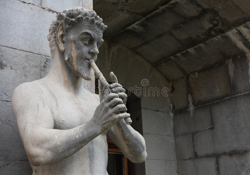 Download Satyr stock photo. Image of greek, fantasy, antique, satyr - 7203534