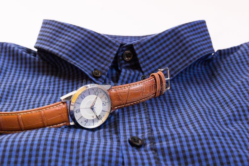 Satz-flache Lage der zufälligen/eleganten Mode stockfotos