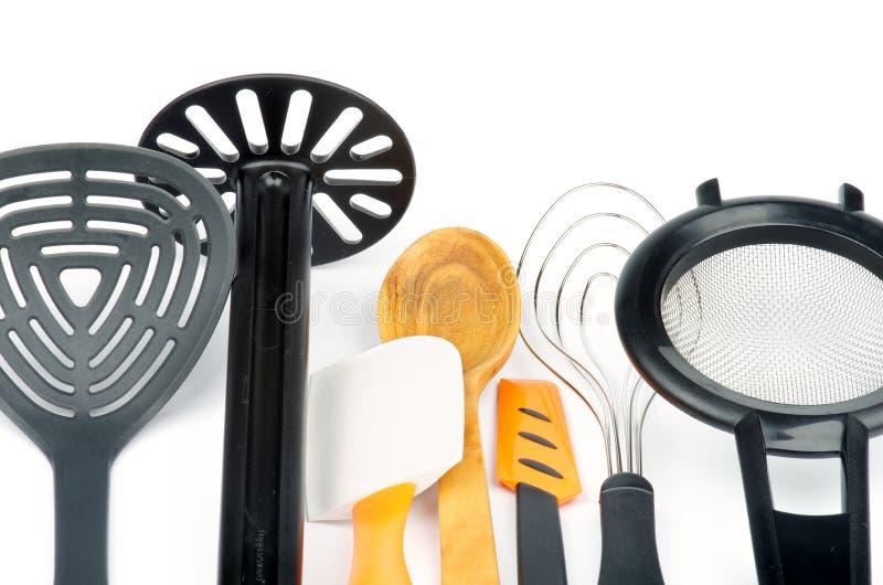 Küchen-Geräte lizenzfreie stockbilder