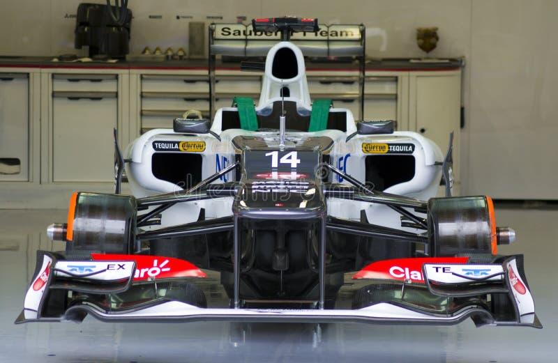 Sauber f1 image stock ditorial image du crew williams for Garage formule m