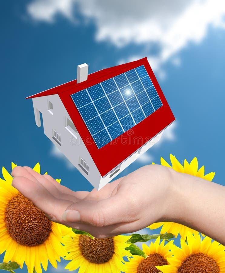 Saubere Energie stockbilder