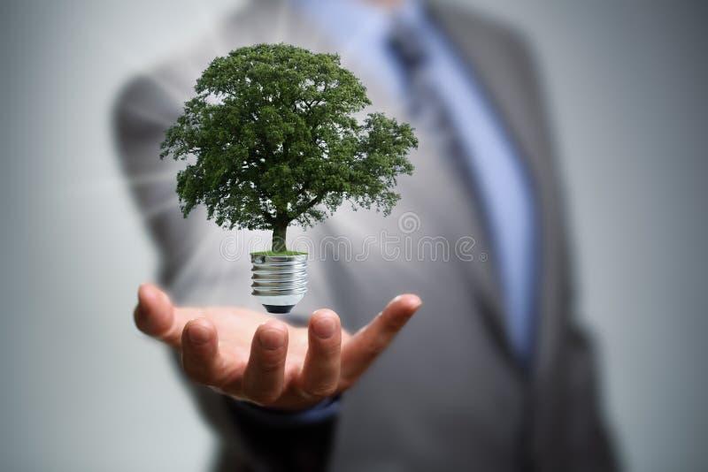Saubere Energie lizenzfreie stockfotos
