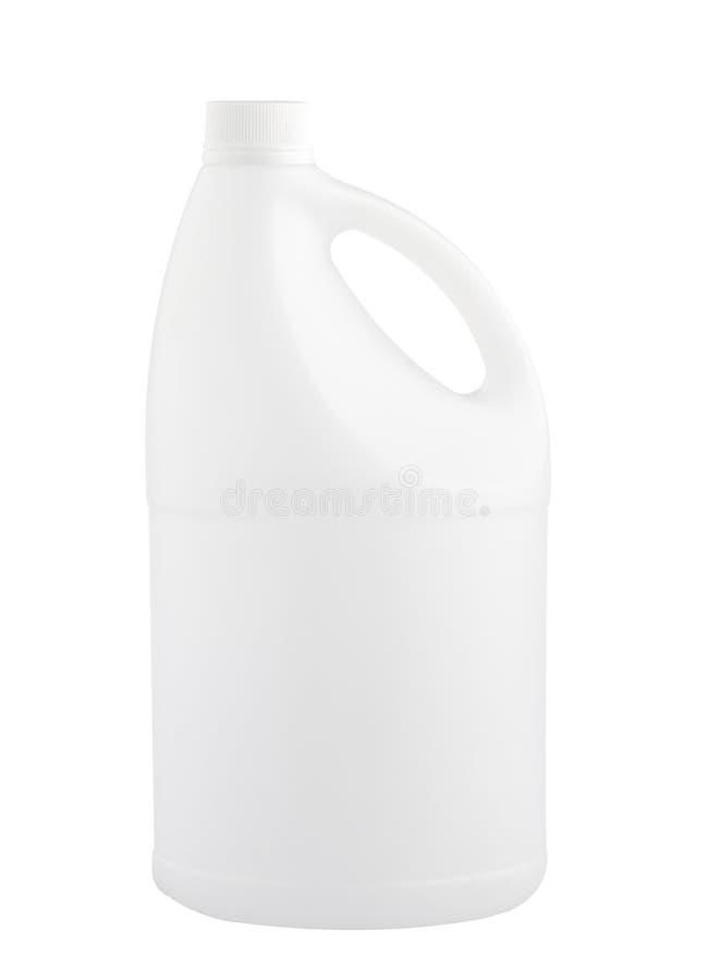 Saubere und leere Gallone lizenzfreie stockbilder