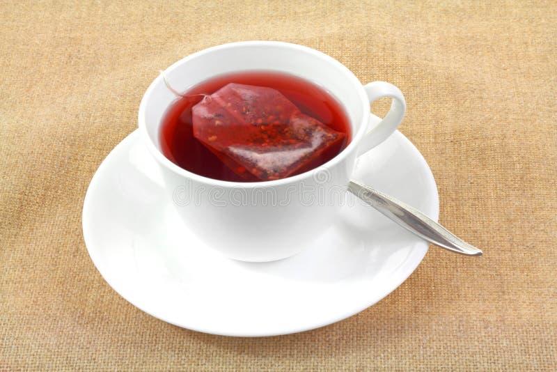 Saucer För Kopp För Teapåse Brygga Arkivfoto
