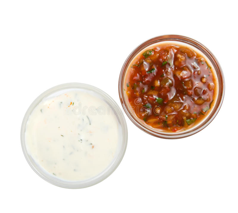 Free Sauces Royalty Free Stock Photo - 12385375