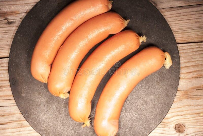 Saucisse de Lenkki image stock