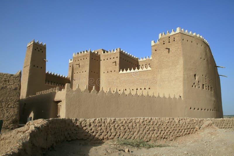 saud saad дворца ibn стоковое фото