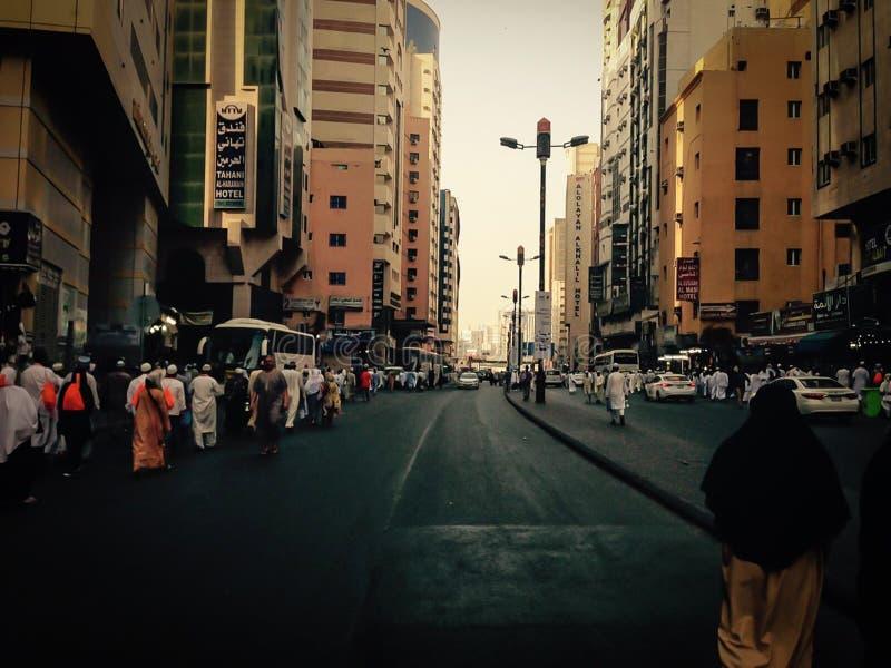 Saudi-Arabië, Verenigde Arabische Emiraat stock fotografie