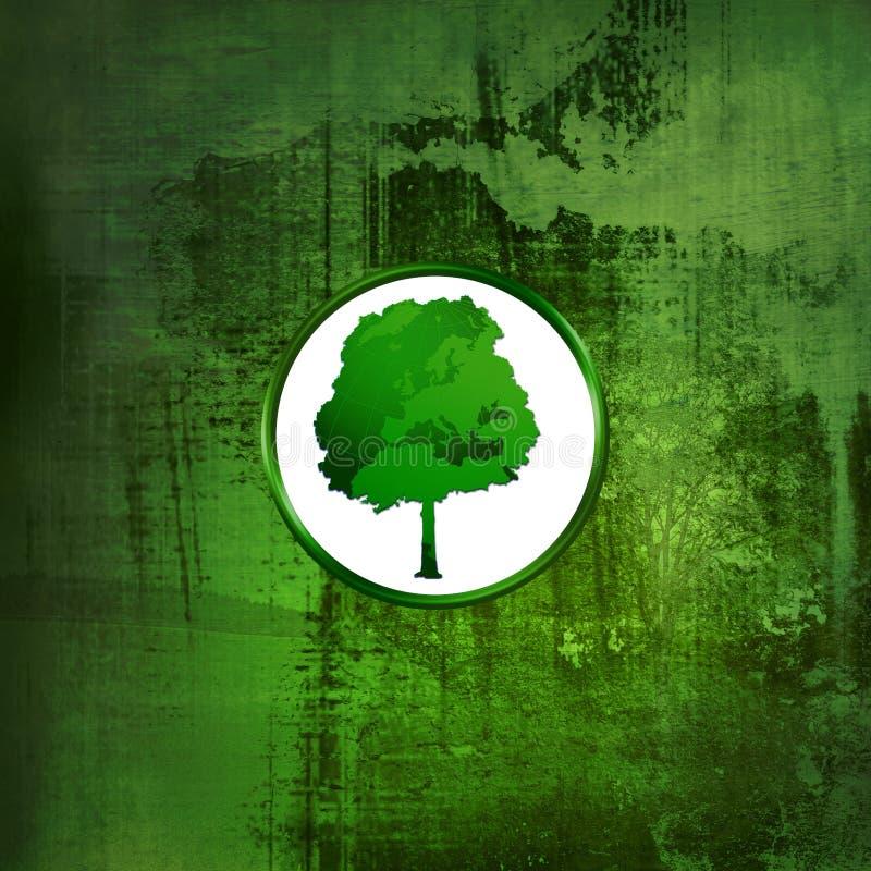 Sauf la planète images libres de droits