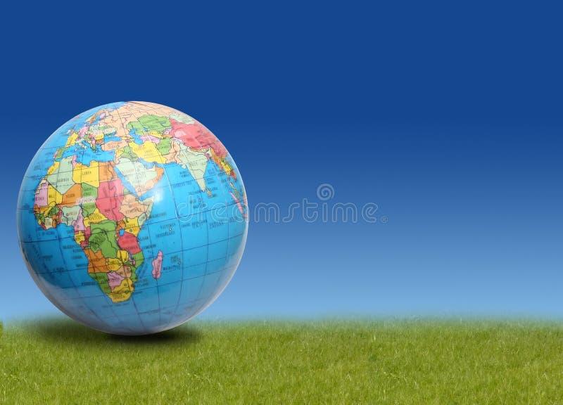 Sauf le concept du monde. photographie stock libre de droits