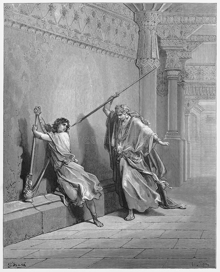Saul et David