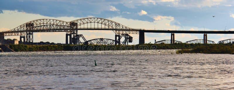 Sault Ste Marie, Ontario, Canadá fotos de archivo