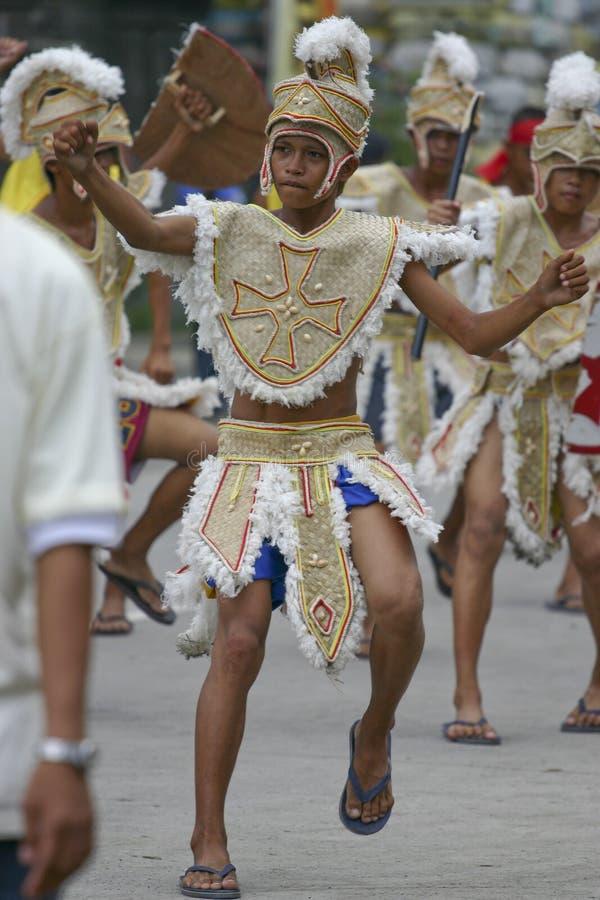 Saulug de Tanjay Dancers fotografie stock libere da diritti